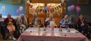 """""""Centenarians have stories to tell"""""""