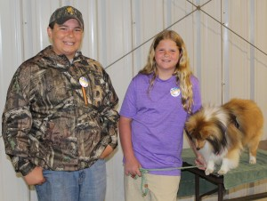 Kids learn about pets and more at Safety Town