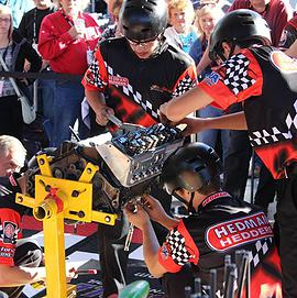 Belvidere North students compete in Hot Rodders of Tomorrow competition