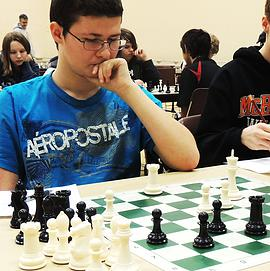 Chess tournament brings large crowd to North Boone