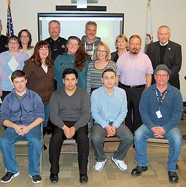 New friendships are formed through Citizen Police Academy