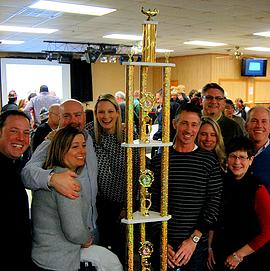 Cosmopolitan Club declared the victors of Trivia Night