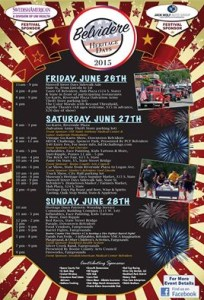 Belvidere Weekend Events