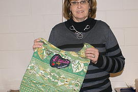 Pec Woman's Club presented program from a mission trip