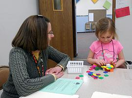 Ledgewood School holds Pre-K, kindergarten screening at Hope Church