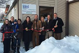 Ribbon Cutting and Open House held for new Byron chiropractor