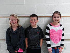 Kinnikinnick students are winners in National Geographic Bee
