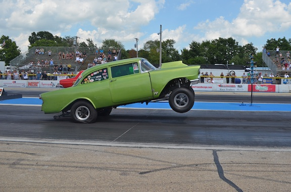 It was sizzling hot at the Meltdown Drags last weekend