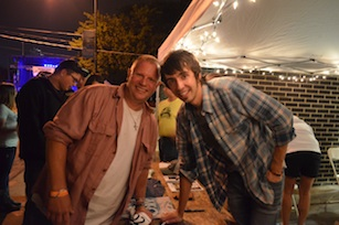 Saturday night turned out all right at Byronfest 2015