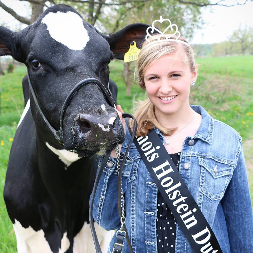 Belvidere native awarded Midwest Dairy Association Scholarship