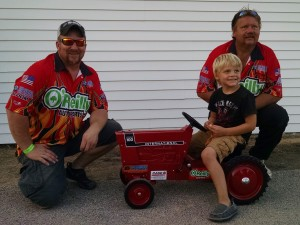 Boone County Fair hosts tractor pull