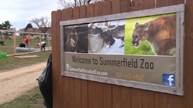 Summerfield Zoo hosts Zooapalooza to raise money after tornado