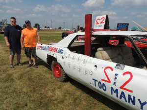 Boone County Demolition Derby more than just crashing cars