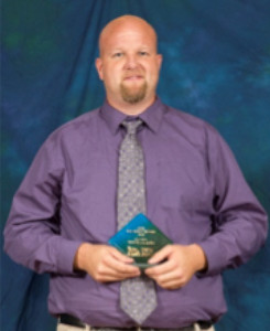 Brenden Schultz named 2015 Conservation Teacher of the Year