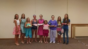 4-H'ers sew up donations to Serenity Hospice & Home