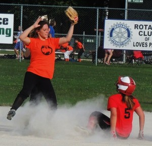 Belvidere Buzz takes second place in HCC summer softball