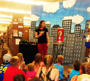Grand Finale for summer reading fun at Talcott Library