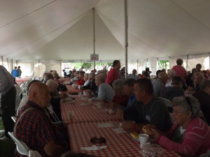 Boone County Historical Society hosts ice cream social