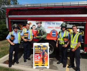 Belvidere Fire Department reaches new record in MDA donations