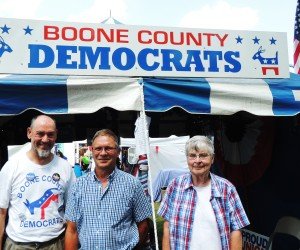 County fair politics:  Who's Bernie Sanders? Just ask some of the folks in Iowa