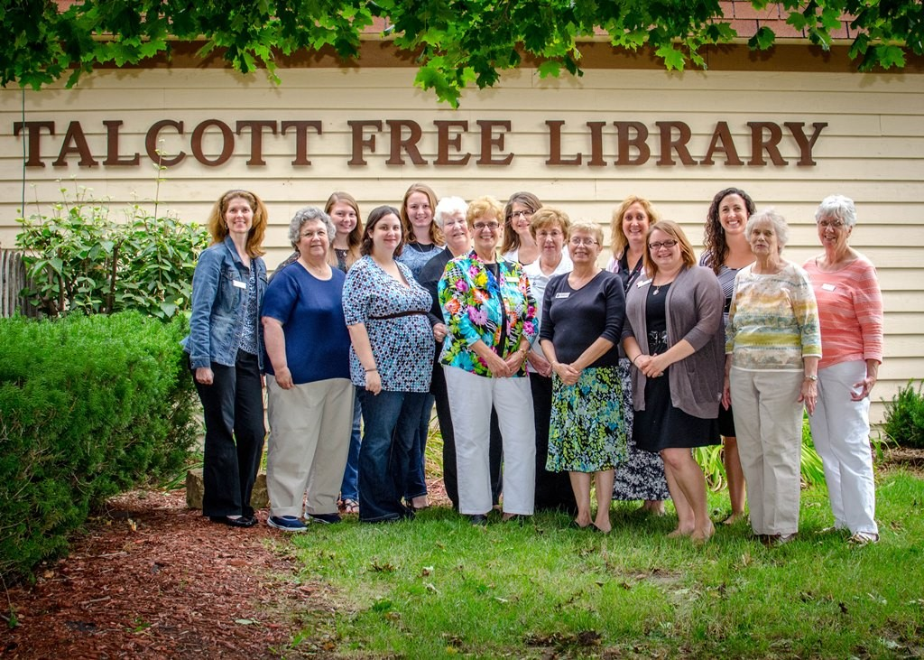 Talcott Free Library Director saying farewell after years of dedicated service