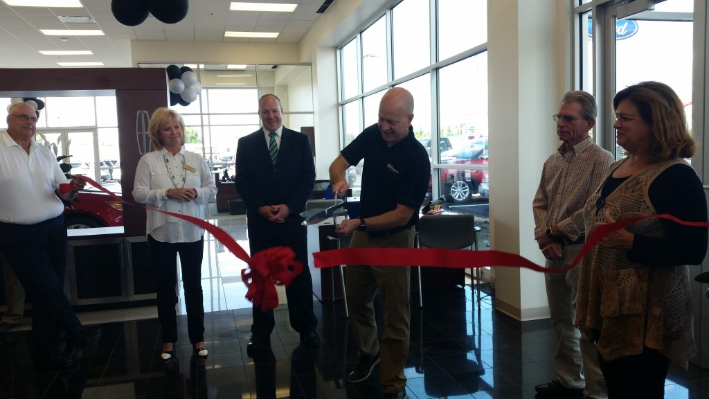 Manley's Ford, Lincoln opens at new location