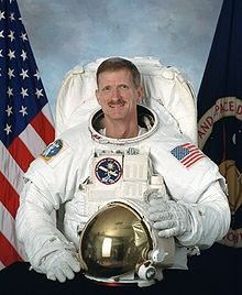 NASA astronaut to be special guest speaker at 2015 Senior Expo