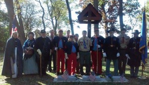 Civil War veterans remembered in Boone County