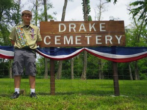 Eagle Scout completes project to honor Civil War soldiers