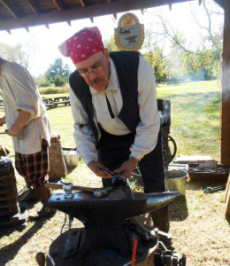 Re-enactors hone their skills at Macktown's Frenchman's Frolic