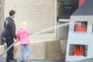 Belvidere Fire Station crowded with open house visitors