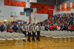 Winnebago salutes Veterans with breakfast and ceremony