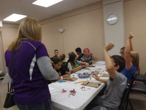 Boone County Council on Arts hosts Fifth Grade Art Festival