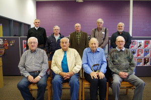Veterans honored at Pecatonica Middle School