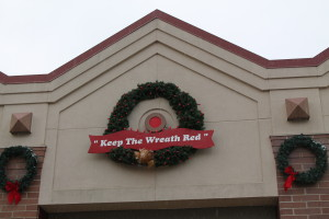 Byron Fire Protection District participates in 'Keep the Wreath Red'