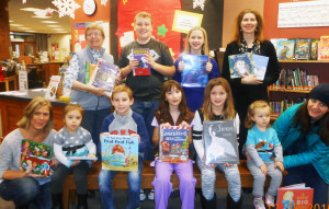 Adopt a Book Program adds to Talcott Library collection