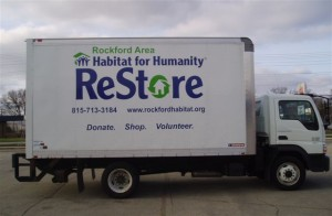 Rockford Area Habitat for Humanity ReStore sees highest sales to date in 2015