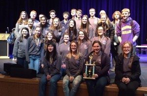 Hononegah math team earns second place honors at invitational