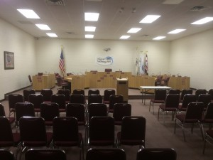MP Village Board now meeting in refurbished quarters