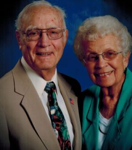 Bennett's celebrate 65th wedding anniversary
