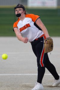 Home runs propel Harlem to 17-4 softball win over Freeport