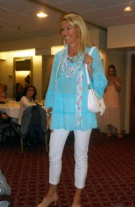 Beyond the Door Boutique welcomes spring with luncheon, fashion show