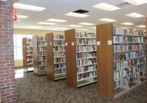 North Suburban Library remodel nearing completion