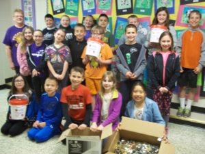 """Pecatonica Elementary """"Unlocks Your Heart"""" for Lions of Illinois Foundation"""