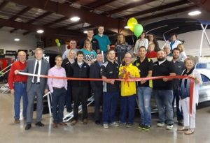 Loves Park Motor Sports celebrates new Roscoe  location with Stateline Chamber ribbon cutting