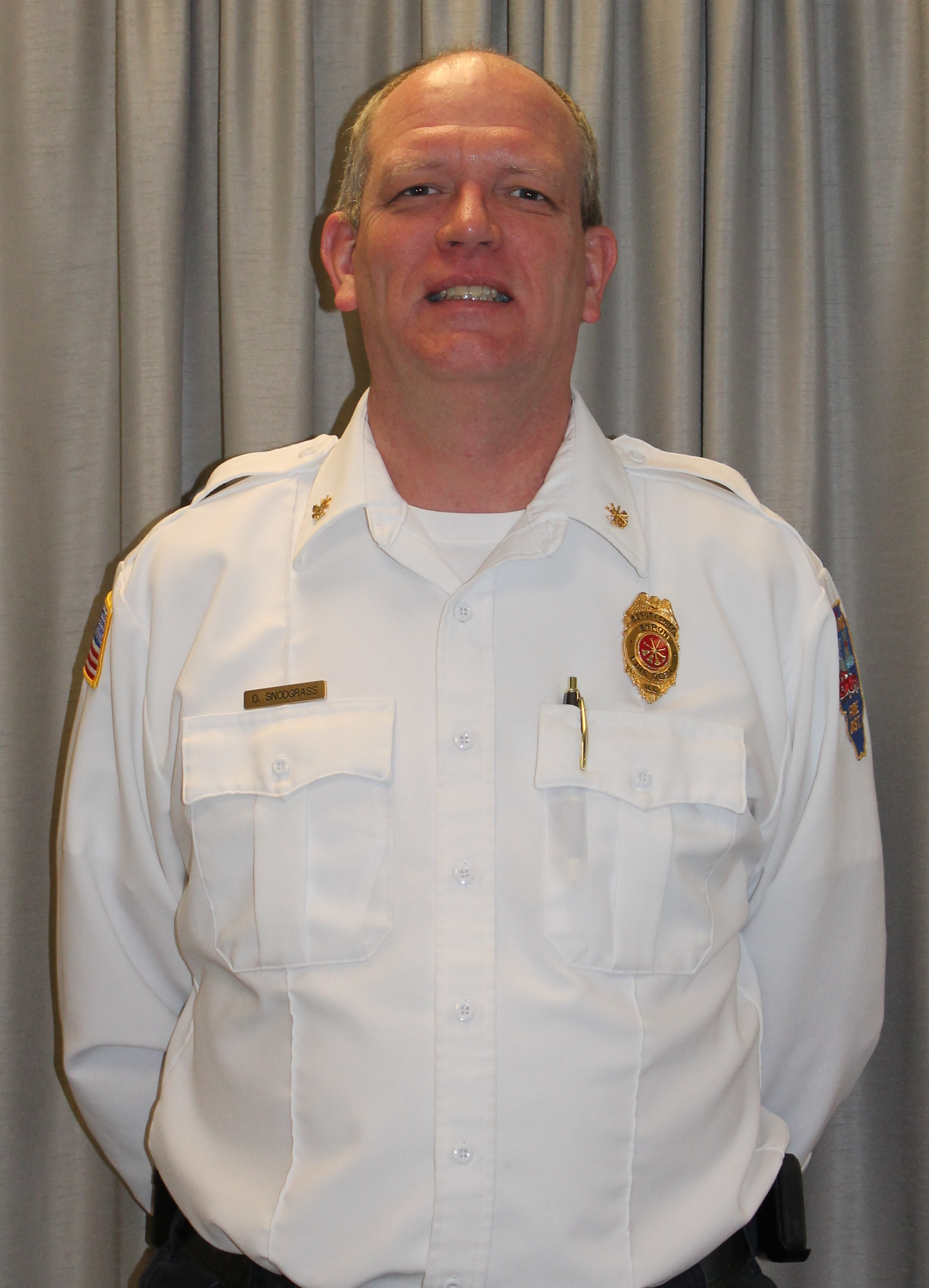 Byron Fire Chief set to retire