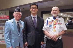 Korean War vets hold state reunion in Rockford