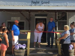 New coffee shop opens in Poplar Grove