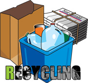 McHenry Township RECYCLING DAY Saturday, July 16 from 8 am to 12 pm!