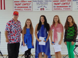 Boone County Fair proves Boone County has talent